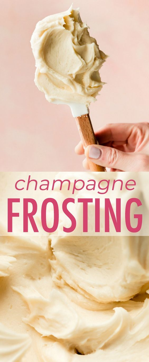 Champagne Frosting