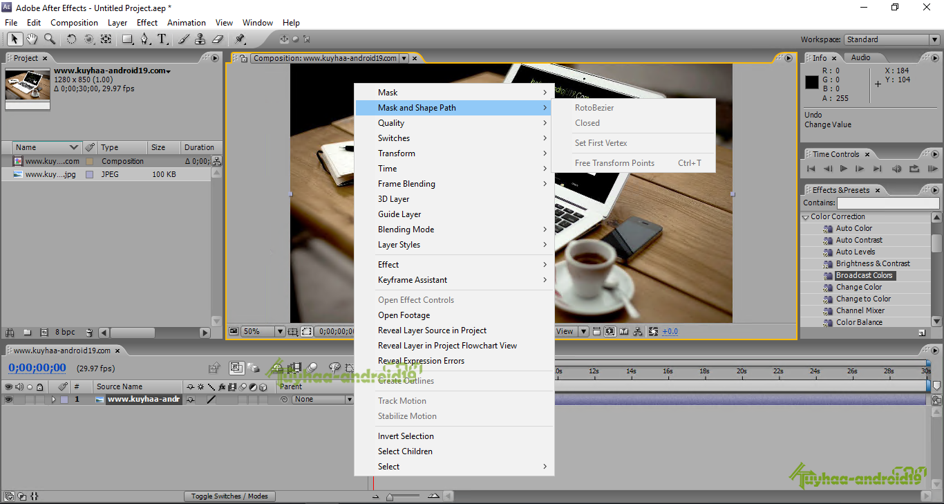 Plugins Compatible with Adobe CS6 (After Effects, Premiere Pro, Photoshop) - Toolfarm
