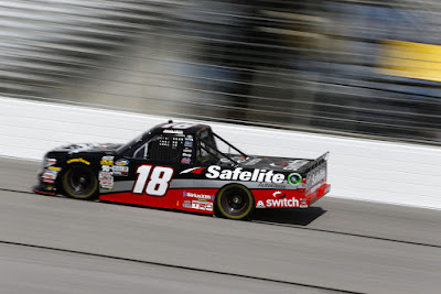 Noah Gragson: No. 18 Safelite AutoGlass® Toyota #NASCAR