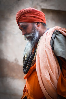 indian sadhu baba copyright free image