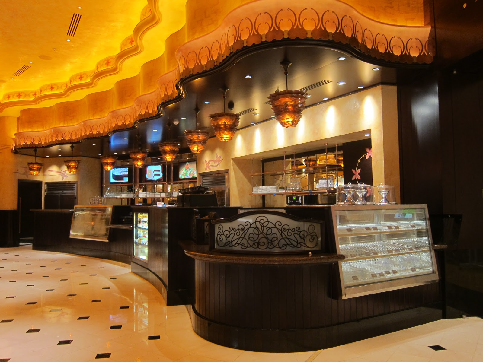 Largest Cheesecake Factory in the world...right here ...