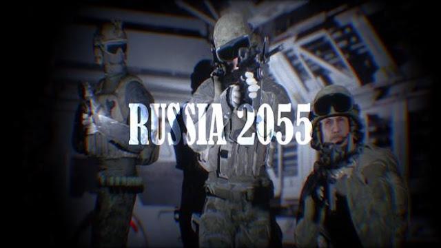 تعرف على لعبة التصويب الحربية Russia 2055 و القادمة من تطوير شخص واحد !