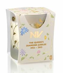 NV Candles celebrates The Queen's Diamond Jubilee