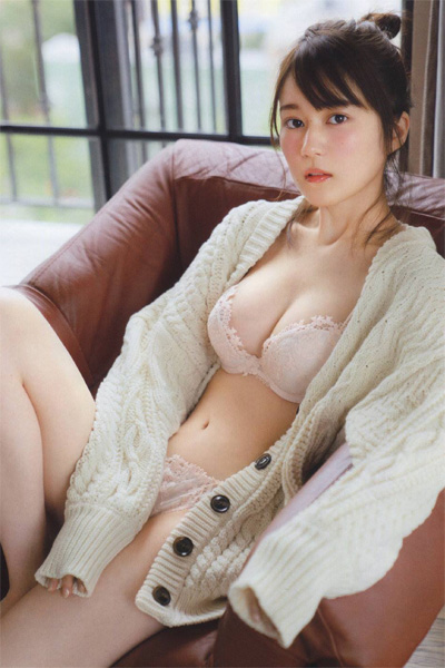 Erika Ikuta 生田絵梨花, FRIDAY 2019.01.14 (フライデー 2019年01月14日号)