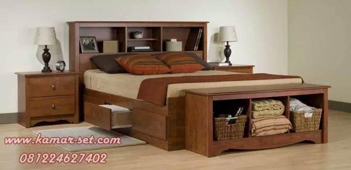 model tempat tidur anak 2