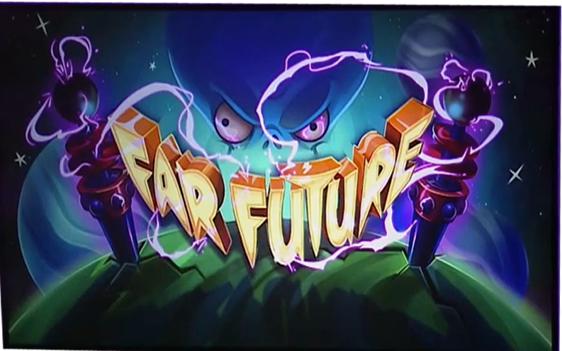 Plants vs Zombies 2 Far Future