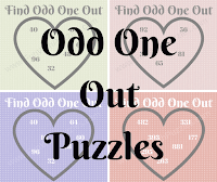 Odd One Out Puzzles for Kid, Teens and Adults