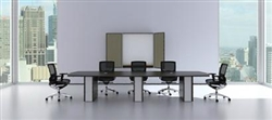 Verde Powered Conference Table at OfficeAnything.com