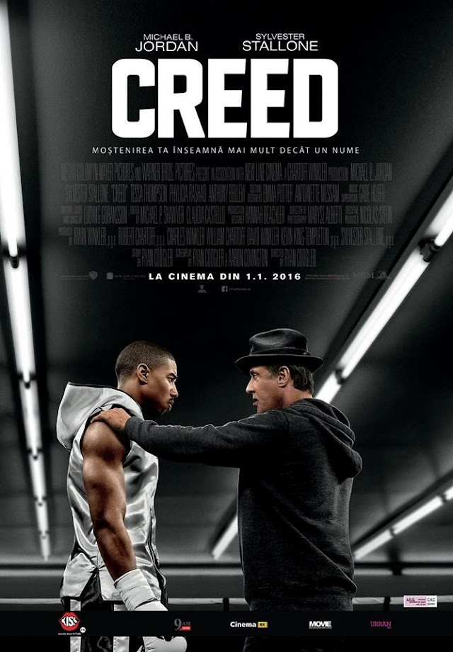 Creed (Film 2015) - Rocky's Legacy