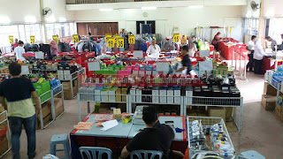Reject Shop Warehouse Sale Kelantan