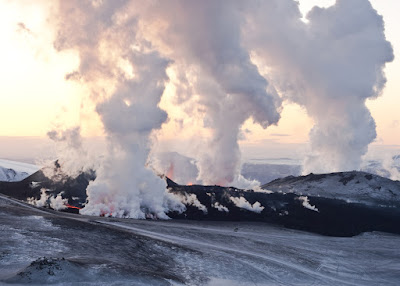 Newspapers are saying Katla will be worse than Eyjafjallajökull. Is it true?