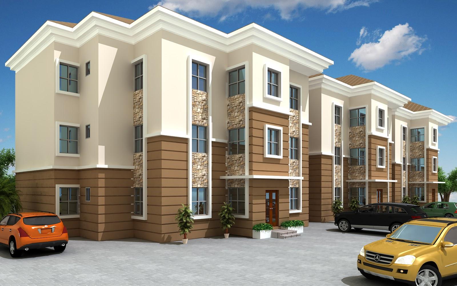 Mansions In Nigeria
