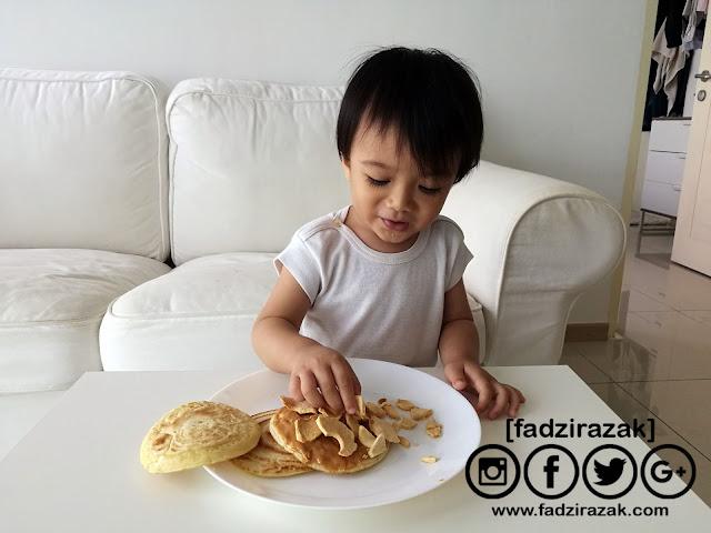 Resepi Snek Mudah Untuk kanak-kanak