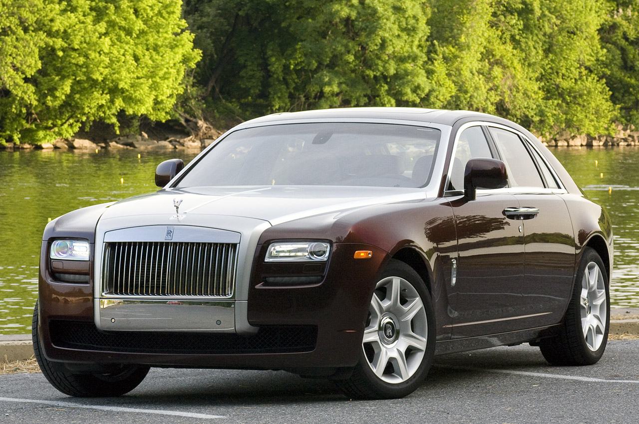 Kendall Self Drive: 2011 Rolls-Royce Ghost