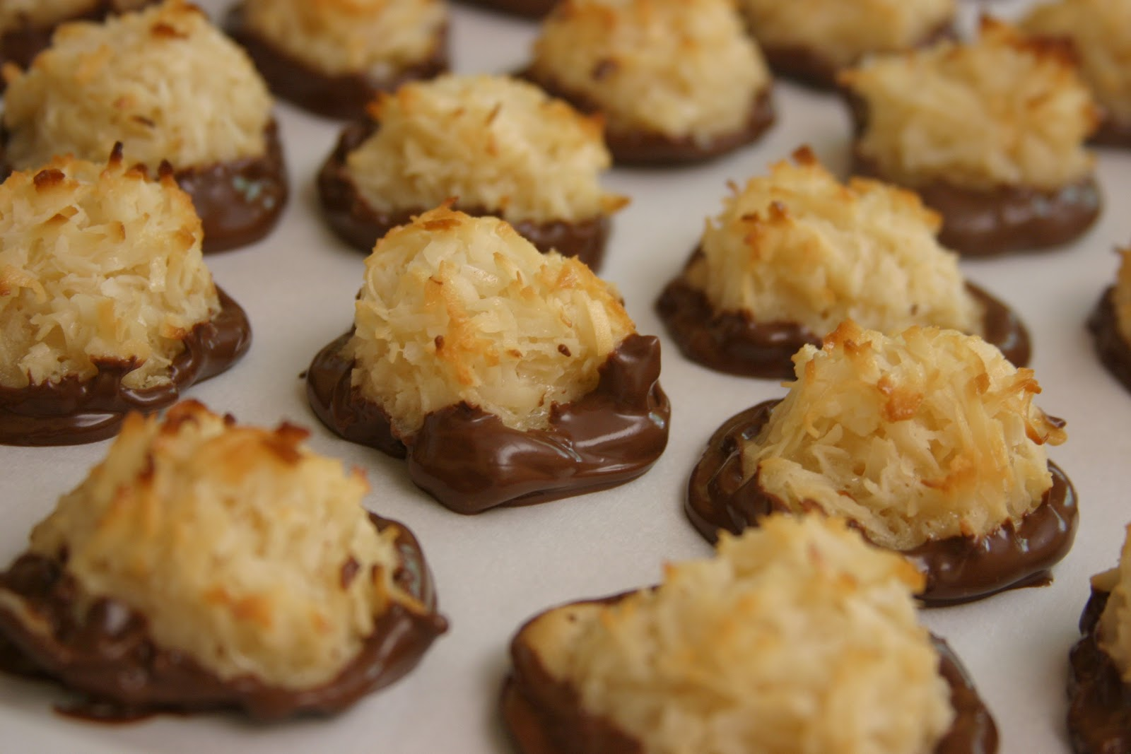 Food Network Coconut Macaroon Recipe