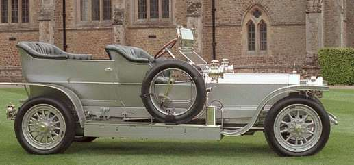 Silver Ghost 1906