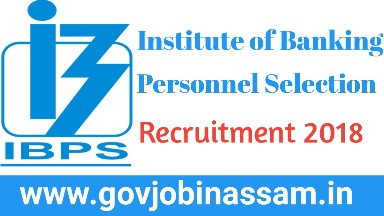IBPS Probationary Officer/ Management Trainee Recruitment 2018 :: Apply online [4102 Posts]