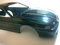 Mustang 1995 GT Revell Monogram 1/25