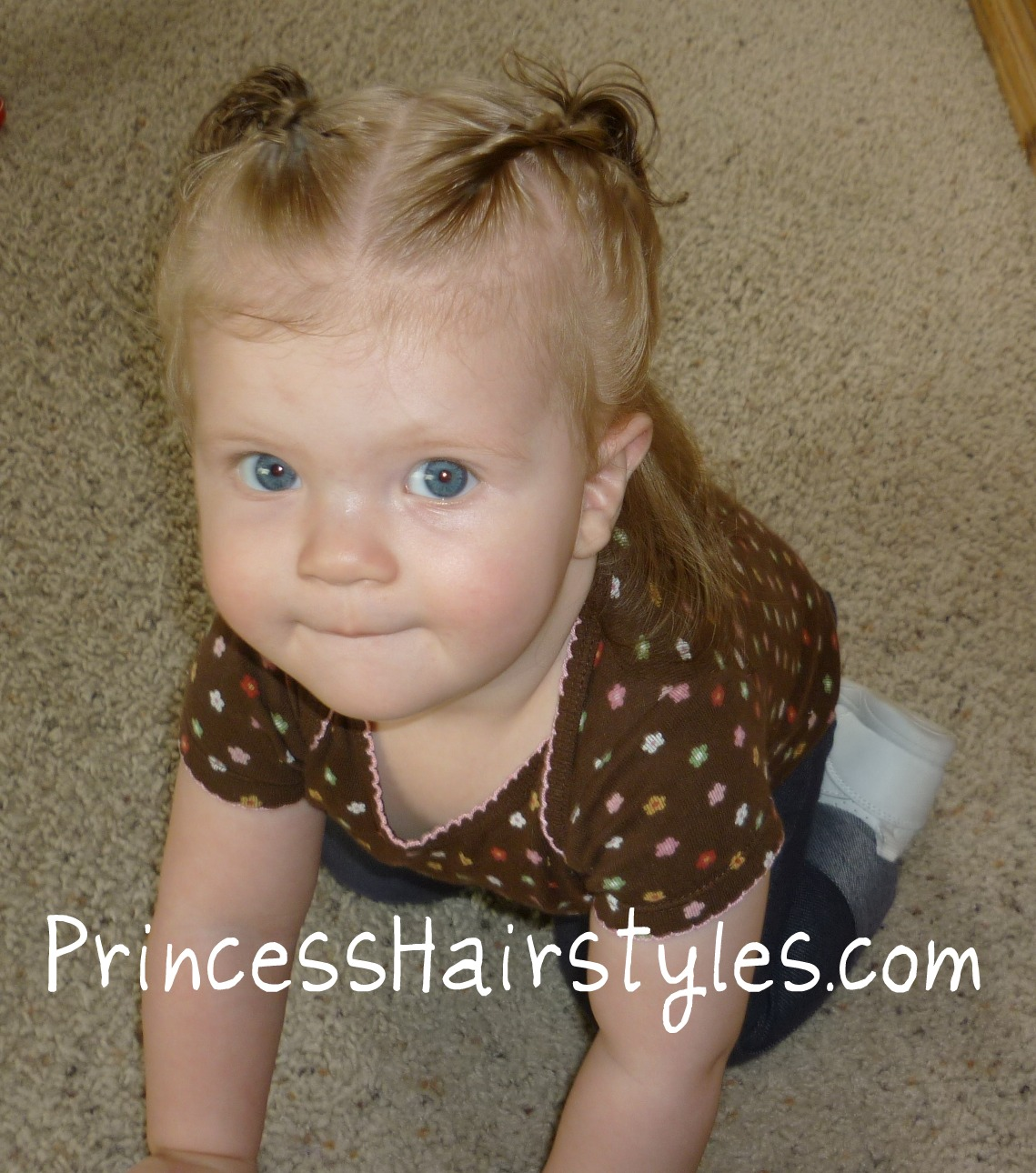 Tiny French Braids Baby Hairstyles Hairstyles For