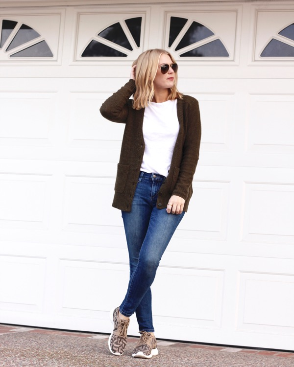 pattern, roshes, nike, madewell, sweater, sf blogger, Shae Roderick