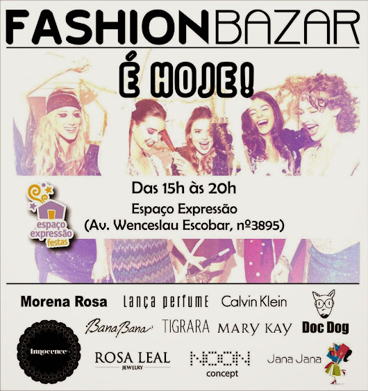 Noon Concept no Fashion Bazar