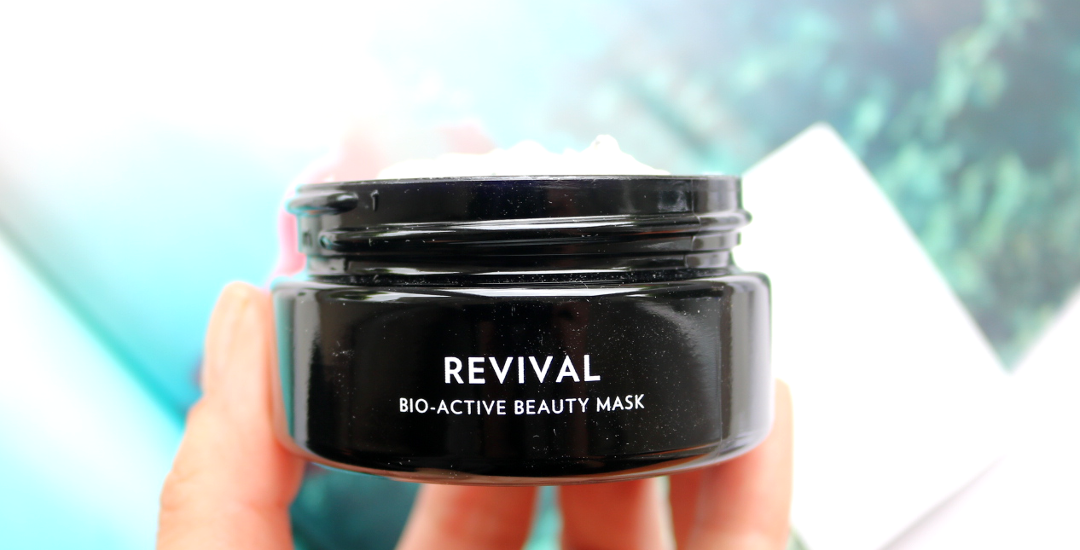 Dafna's Revival Bio-Active Beauty Mask review
