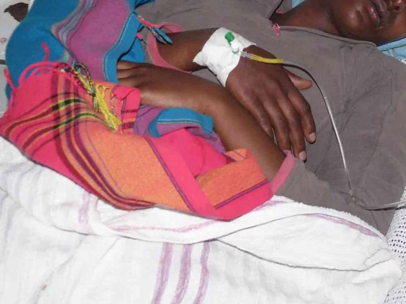 Kenyan school girl dies after drinking chemical at school laboratory