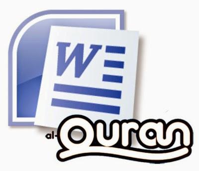 Free Download AlQuran in Word v2.2
