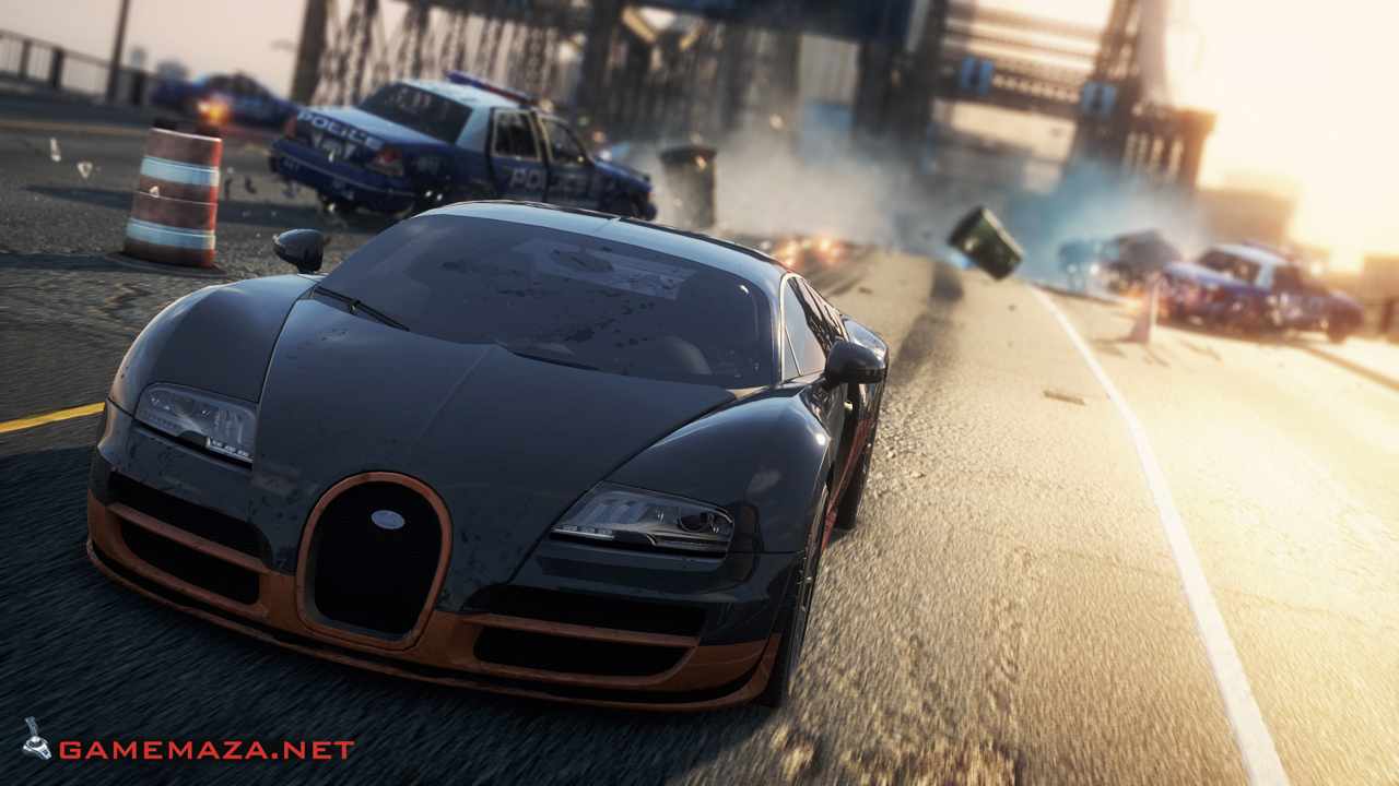 Need For Speed Most Wanted 2012 Free Download - Game Maza