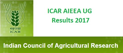 ICAR AIEEA UG, PG Results 2017: Know How to Check Results 2017