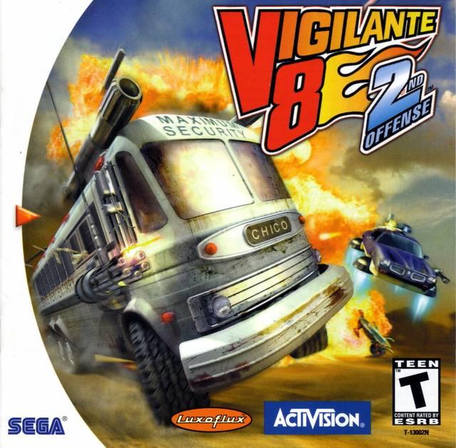 vigilante 8 2nd offense para pc portable