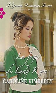 La Fuga Di Lady Kyra Di Caroline Kimberly PDF