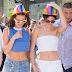 Kendall Jenner & Bella Hadid na Parada do Orgulho em Londres – 08/07/2017