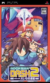 Download Rockman Dash 2 ISO PSP PPSSPP
