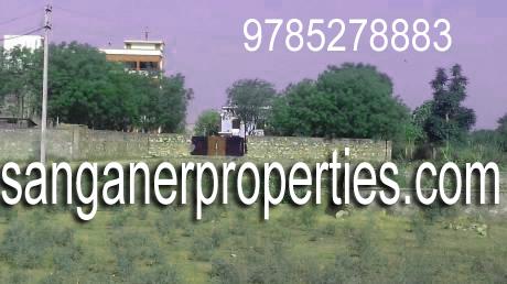 JDA Approved residential plot available for sale at near mansarovar in Sanganer
