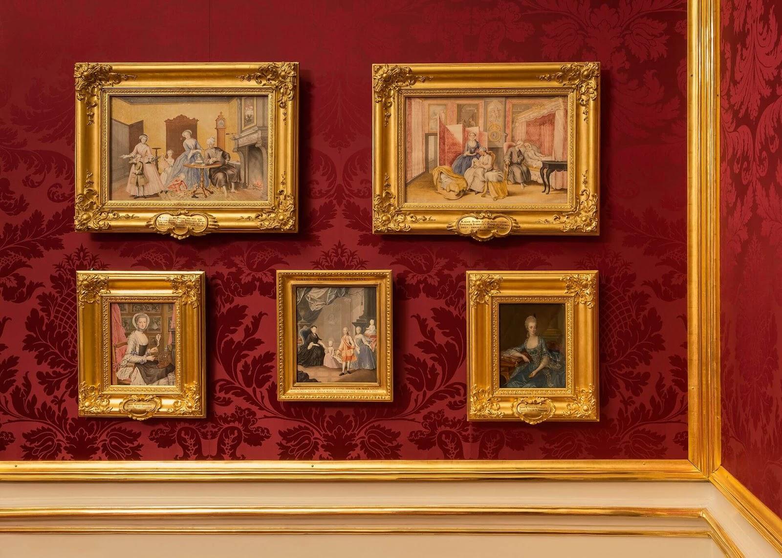 Le Hameau De La Reine Schonbrunn Il Castello Incantato Degli Asburgo