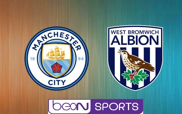 new gersy/ West Brom vs Manchester City: Premier League