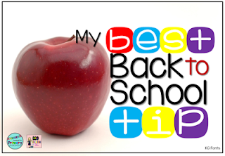 Back to School Linky