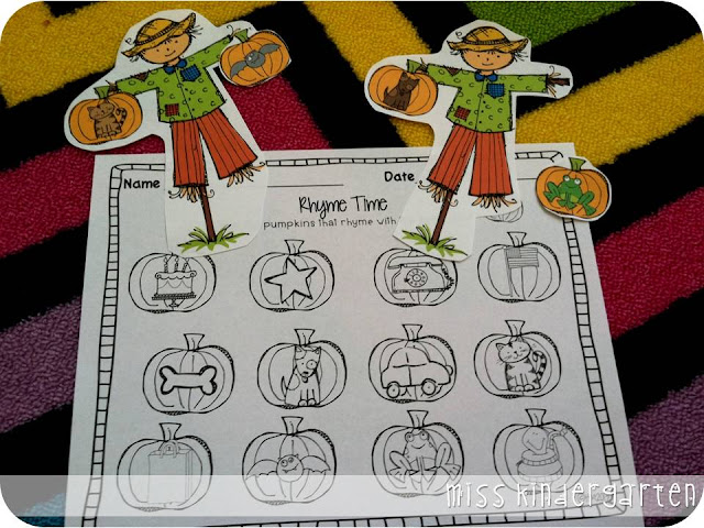 http://www.miss-kindergarten.com/2013/09/fall-math-and-literacy-centers.html
