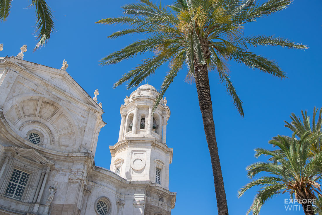 Cádiz 18th century Cathedral