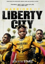 Warriors of Liberty City Temporada 1 audio latino