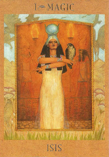 The Goddess Tarot | Isis
