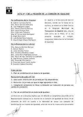 Acta nº4 Igualdad