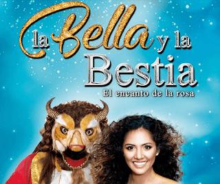 Poster 1 La Bella y la Bestia 2018