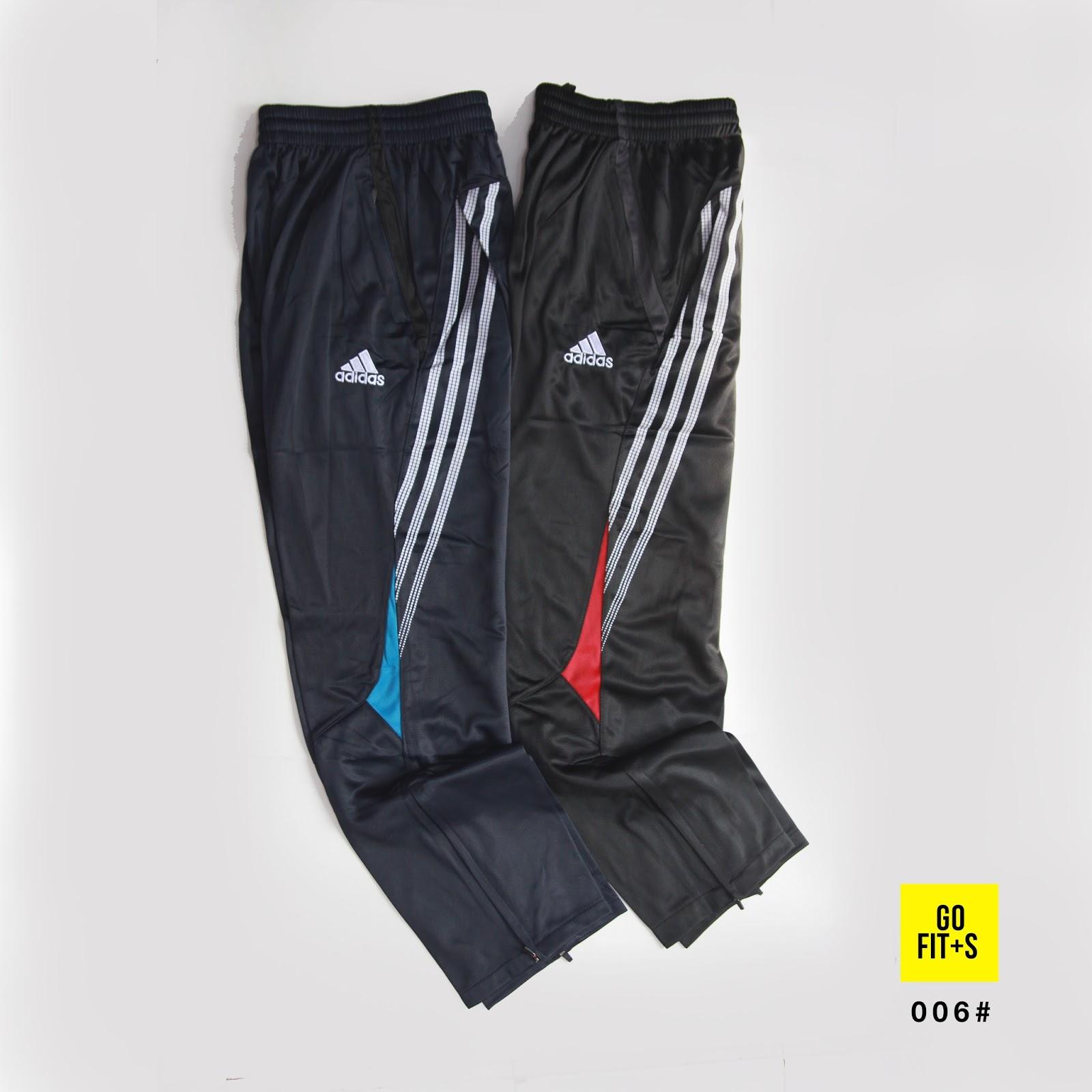GoFits Celana Panjang Training Adidas Nike NEW