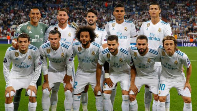 موعد مباراة ريال مدريد وديبورتيفو ألافيس السبت 24-2-2018 ضمن الدوري الإسباني والقناة الناقلة