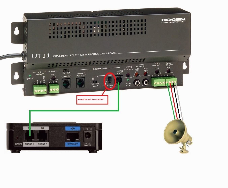 nyphonejacks uti 1 installation options paging system wiring diagram