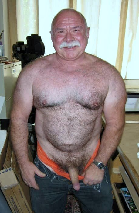 Mature gay men fuck