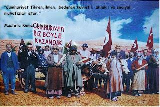 29 Ekim Cumhuriyet Bayramını Neden Kutluyoruz