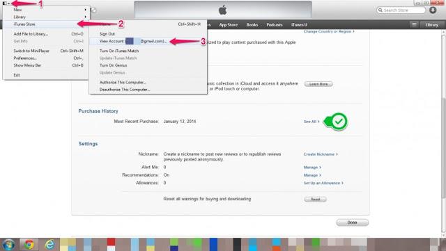 ـ كيفية عرض سجل الشراء من متجر آبل للتطبيقات iTunes-810x457.jpg